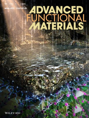 Cover Preview_ADVANCED FUNCTIONAL MATERIALS
